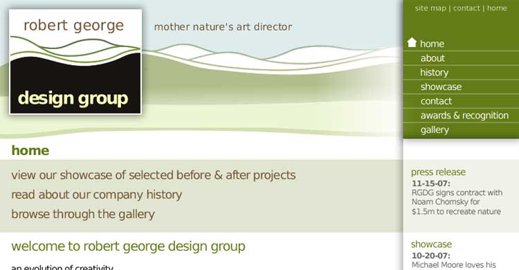 Robert George Design Group